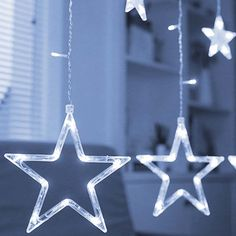 Twinkle Star 12 Stars 138 LED Curtain String Lights, Window Curtain Lights with 8 Flashing Modes Decoration for Christmas, Wedding, Party, Home Decorations (Warm White) Twinkle Star, Twinkle Twinkle, Curtain Lights, Window Curtains, Christmas Wedding, String Lights, Outdoor Gardens, Kitchen Dining, Lawn