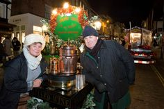 They'll be lots of festive stalls on the High st at our Christmas Lights switch-on!