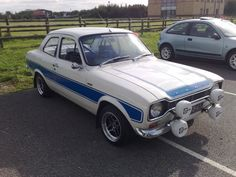 1972 Ford Escort RS 2000