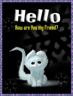 Been out of touch with a #friend lately? Catch up with them with a cute #hello…