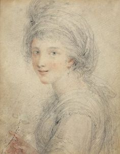 Portrait of Angelica Kauffman Postcards, Greetings Cards, Art Prints, Canvas, Framed Pictures & Wall Art by Francesco Bartolozzi