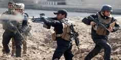 Iraqi forces see off IS counter-attack in Mosul: military official