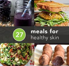 Meals for Healthy Skin: just in time for holiday photo season