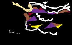 sonia albuquerque-desenho ,pintura,arte postal e poesia: Brincadeira Digital -13-