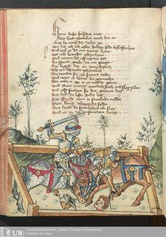 226 [111v] - Ms. germ. qu. 12 - Die sieben weisen Meister - Seite - Mittelalterliche Handschriften - Digitale Sammlungen