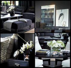 Slettvoll. | Slettvoll levererar ny höst. Alltid lika proffsigt och välarbetat ... Modern Scandinavian Interior, Modern Interior Design, Interior Styling, Modern Decor, Living Room Inspiration, Interior Inspiration, Asian Decor, Gray Interior, Dream Decor