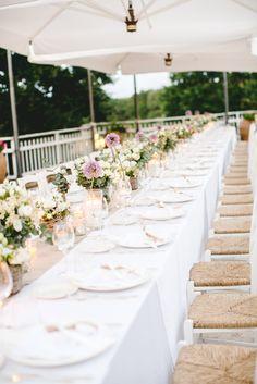 Amsicora - composizioni floreali per tavolo imperiale in terrazza tenuta monacelle (selva di fasano) - floral runner for rustic party