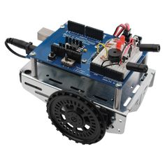 The rundown won't be finished without the Official Arduino Robot Kit. It is utilized without binding required. It simple to utilize, simply pop in the included shading LCD screen, load up the #ArduinoUNO.