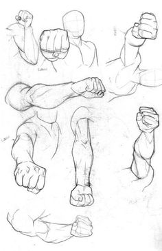 Ideas drawing poses perspective character design references for 2019 Hand Drawing Reference, Arm Drawing, Comic Drawing, Anatomy Drawing, Art Reference Poses, Drawing Poses, Drawing Hands, Anatomy Reference, Drawing Tips