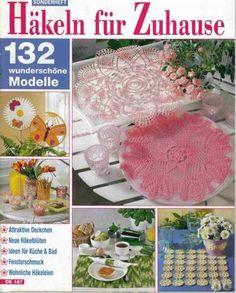 trabalhos decorativos - Edivana - Picasa Web Albums #crochetmagazines