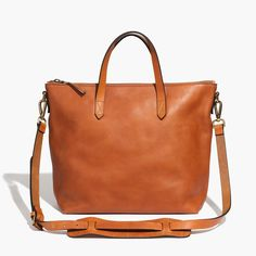 The Zip Transport Tote - totes - Women's BAGS - Madewell