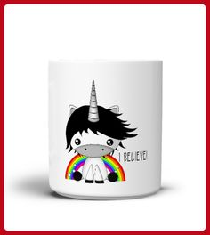 Unicorn I Believe - Einhorn shirts (*Partner-Link)