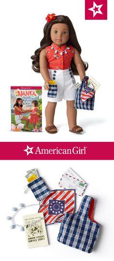 American Girl of the Year Lea Meet Sun Beach DRESS~Tropical Sundress AG tag~SALE