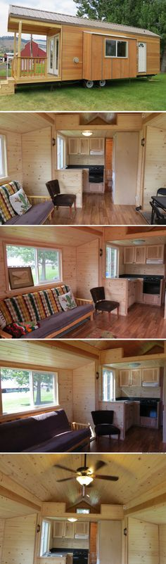 Pull Out tiny house (232 sq ft)