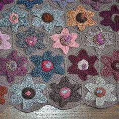 Scarf, Therese - Sophie Digard crochet: