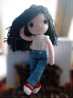 ♡ Amigurumi doll. (Inspiration).