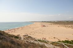 En ruta, en casa: Playa Cabo de Trafalgar
