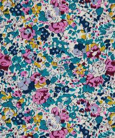 Liberty floral print