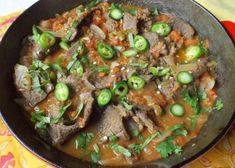 Bistec a la Mexicana (Braised Beef) - Hispanic Kitchen