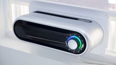 Noria: Cool, redefined. project video thumbnail - extra small window air conditioning.  THE SECOND THIS COMES OUT TO MARKET I'M BUYING IT!  SUPER SMALL, FITS UNDER BED - TAKES UP NO WINDOW SPACE.