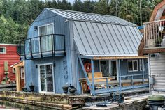 House Boats - Wooden Boat Festival - Maple Bay Marina, BC, Canada | by Toad Hollow Photography