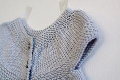 Petites broutilles robe tricot - 4
