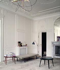 9x de mooiste interieurs met visgraat vloeren - Roomed