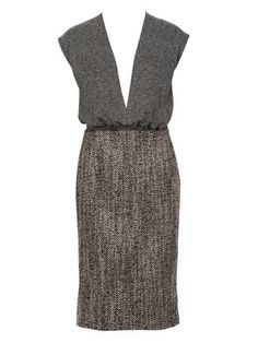 Fifties-Kleid - Zweiteiler-Optik #126A 08/2011