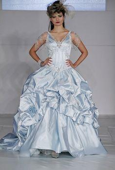 St. Pucchi - Fall 2010 - Wedding Dress