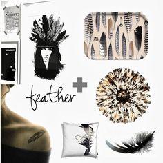Méchant Studio Blog: I ☆ feathers