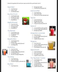 Herbalife Flavors, Herbalife Shake Recipes, Protein Shake Recipes, Herbalife Nutrition, Nutrition Club, Nutrition Drinks, Herbal Life Shakes, Flavoured Green Tea, Raspberry Tea