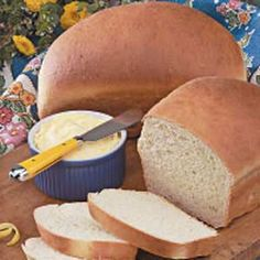 Potato Yeast Bread