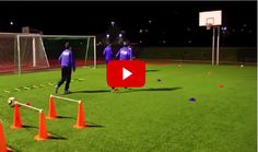 Soccer Sprint Drills. The best videos and articles on the web for football coaches.