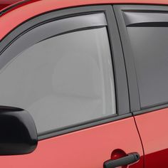 WeatherTech 72412 Series Light Smoke Front/Rear Side Window Deflector Set - Side Window Deflectors WeatherTech(R) Side Window Deflectors, offer fresh air enjoyment with an original equipment look, installing within the window channel. They are crafted from the finest 3mm acrylic material available. Installation is quick and easy, with no exterior tape needed. WeatherTech(R) Side Window Deflectors are precision-machined to perfectly fit your vehicle's window channel. These low profile window…