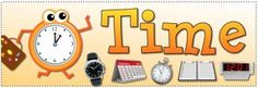 Activities to teach time