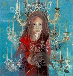 "Ana Fuentes, ""interior"" on ArtStack #ana-fuentes #art"