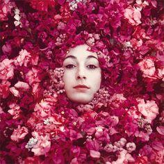 Anjelica Huston, 1968.