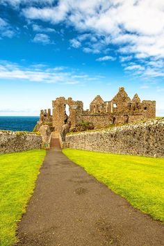 The island is strewn with almost a THOUSAND castles! Which is your favourite?