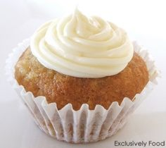 Exclusively Food: Hummingbird Cupcake Recipe