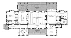 Courtyard plan by cliff may ca 1933 art architecture for Our town house plans