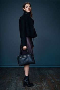 AllSaints October 2014 Lookbook - Work Outfit Ideas