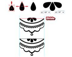 Create a Lace Text Effect in Adobe Illustrator - Tuts+ Design & Illustration Tutorial