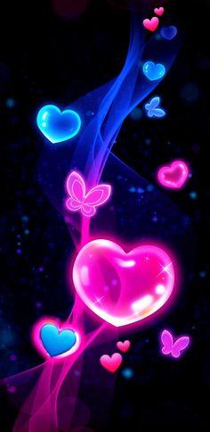 📱mobile wallpaper images 🍫🌹❤️i love you Butterfly Wallpaper, Heart Wallpaper, Wallpaper Iphone Cute, Pink Wallpaper, Cellphone Wallpaper, Mobile Wallpaper, Cool Backgrounds Wallpapers, Pretty Wallpapers, Cute Art