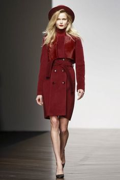 Felder Felder, Look 1. xoxo, k2obykarenko.com #London #FashionWeek #Fall2013
