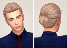 @blogsimplesimmer's Eli hair recolored in WMS naturals and Unnaturals as addons  The mesh is required you can download it HERESimfileshare/Mega