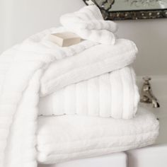 I ONLY use white towels, these look nice Hydrocotton Towels - Towels | The White Company