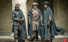 The Three Musketeers Has Combined the Historical Aspects With the Romance Attributes
