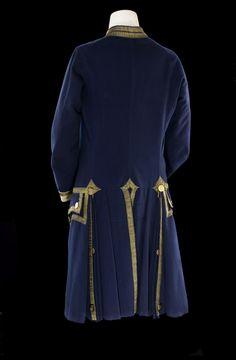Royal Naval uniform: pattern 1774 - National Maritime Museum