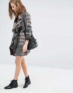 BA&SH | Ba&sh Icare Knitted Coatigan