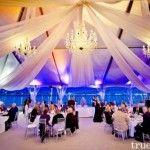 decoracion de salones de bodas con telas – decoraciones para bodas